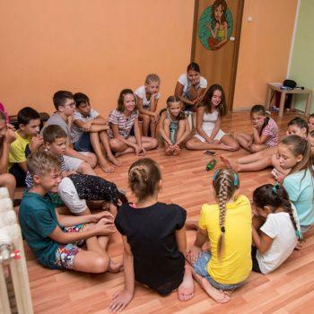 Лазаревское детский лагерь