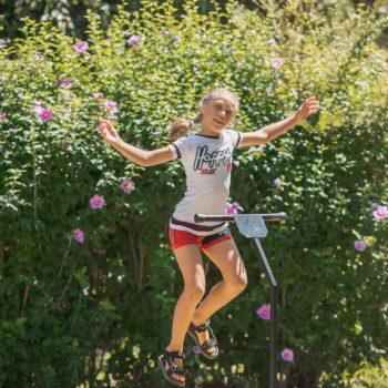 Лазаревское прыжки батут